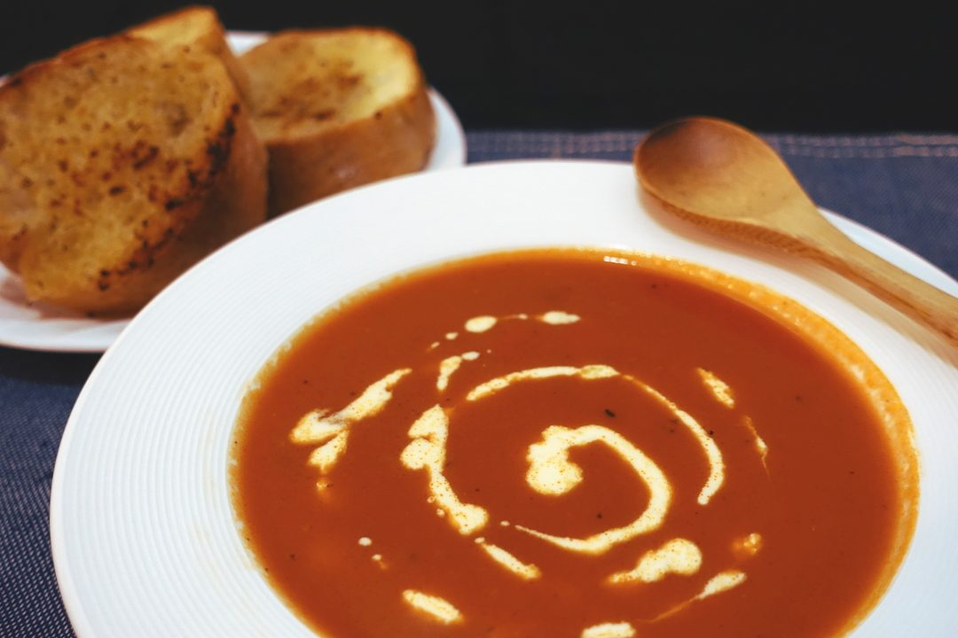 Tita Meg Cooks - Cream of Tomato Soup