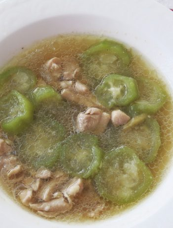 Patola Soup - Featured Image