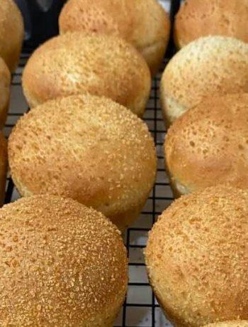 Pan de sal buns