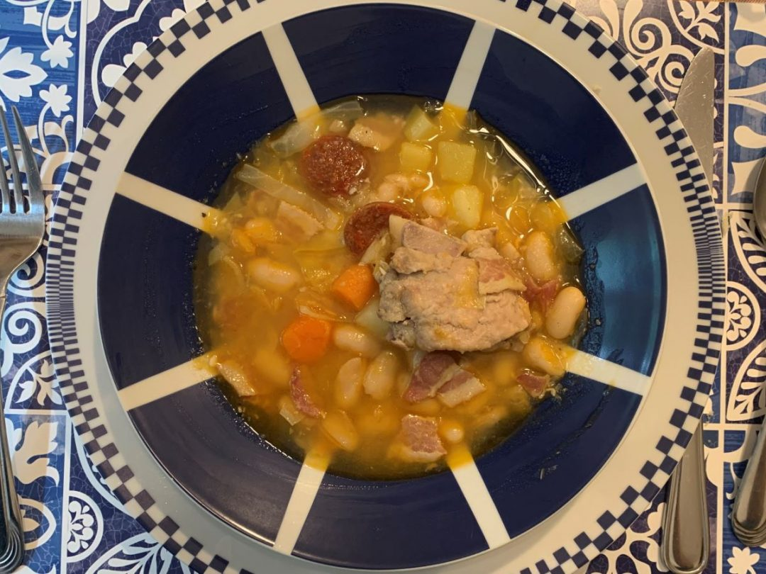 Caldo Gallego Galician Soup